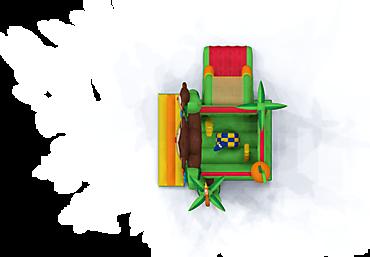 zjeżdżalnia ksiega dzungli (2)