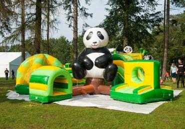 Mali Giganci Wipeout Planet - dmuchańce dla dzieci - zjeżdżalnie dmuchane (19)
