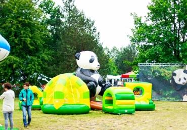 Mali Giganci Wipeout Planet - dmuchańce dla dzieci - zjeżdżalnie dmuchane (51)