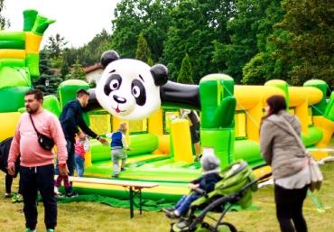 Mali Giganci Wipeout Planet - dmuchańce dla dzieci - zjeżdżalnie dmuchane (55)