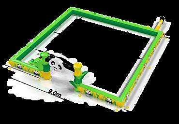 ogrodzenie panda 2