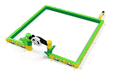ogrodzenie panda 6