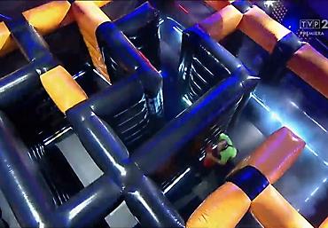 gigantyczny dmuchany tor przeszkód Rubikon arena (19)