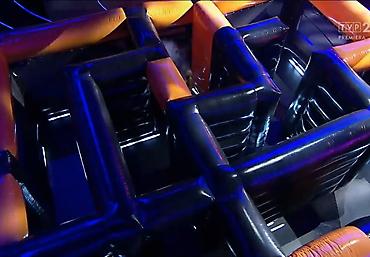 gigantyczny dmuchany tor przeszkód Rubikon arena (25)